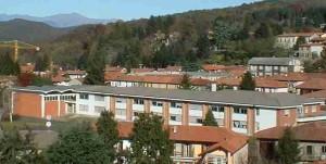 La scuola vista dal campanile